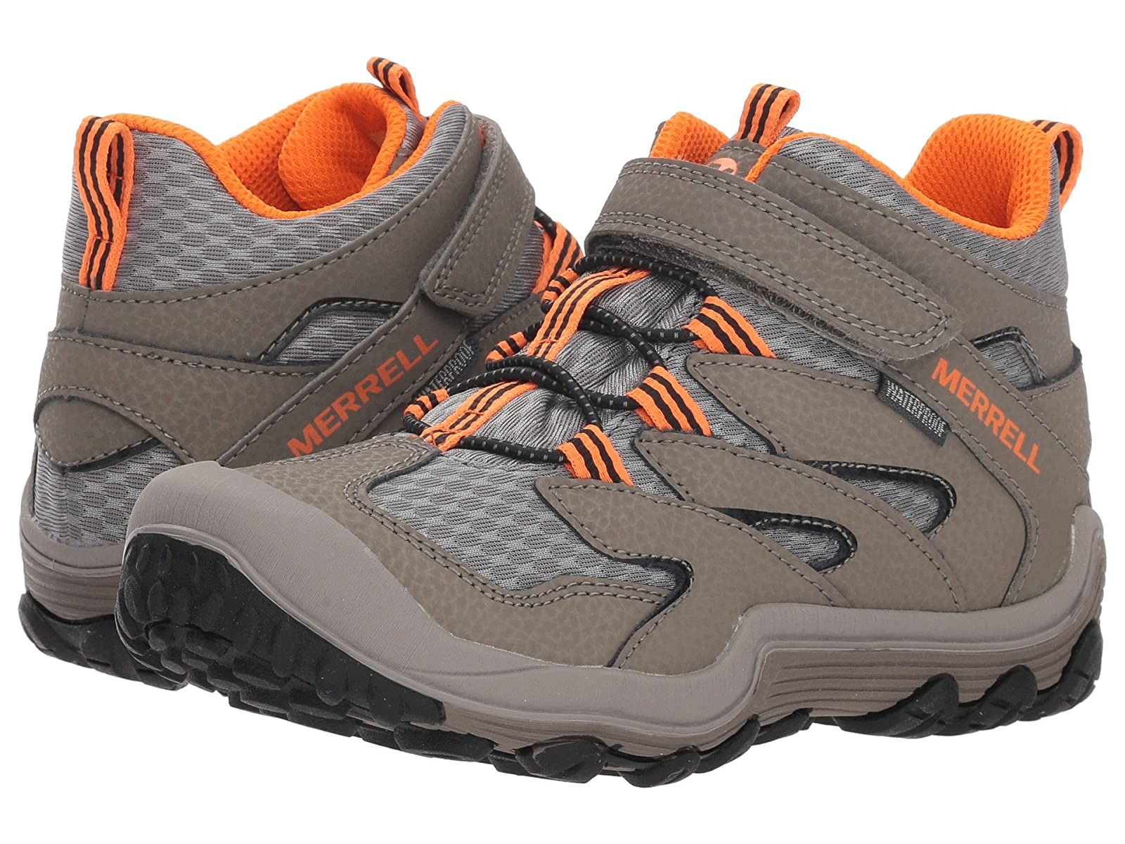 Merrell Kids Chameleon 7 Access Mid A/C Waterproof (Little Kid)Atmospheric grades have affordable shoes
