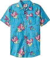 Jungles Short Sleeve Shirt (Big Kids)