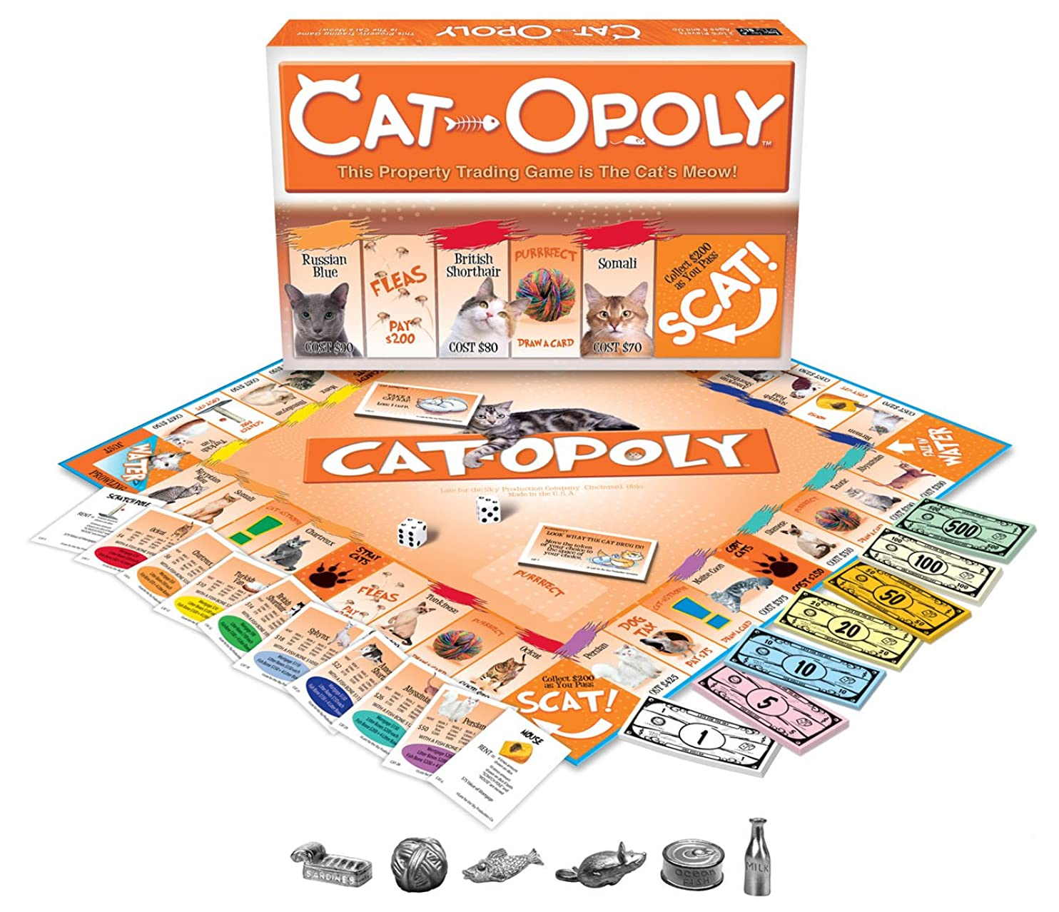 Late for the Sky Cat-Opoly kzzaiplmciy38