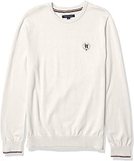 Men's Stripe Crewneck Sweater