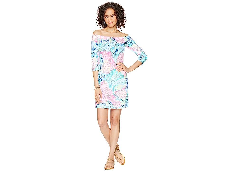 Lilly Pulitzer Laurana Dress (Multi Beach Please) Women