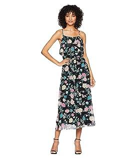 Botanical Mix Dress KS6K8243