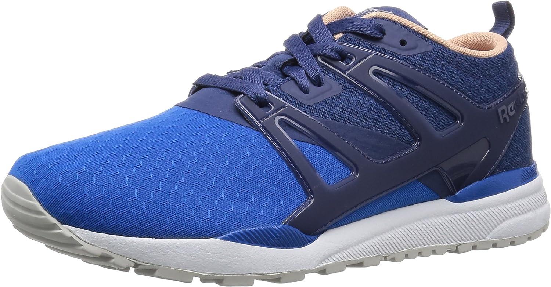 Reebok Classic Ventilator Mens Tennis Trainer shoes bluee