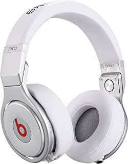 Beats by Dr. Dre Pro Over-Ear Headphones - White [Wired headphone ] (810-00037)