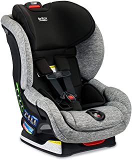 Britax Boulevard ClickTight Convertible Car Seat, Spark - Premium, Soft Knit Fabric [Amazon Exclusive]