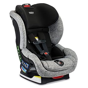 BRITAX Boulevard ClickTight Convertible Car Seat, Spark - Premium, Soft Knit Fabric [Amazon Exclusive]: image