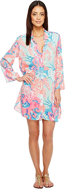 Emerald Beach Cover-Up Tunic