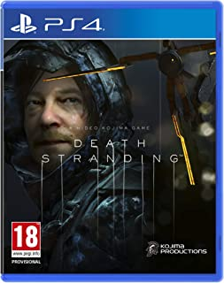 Death Stranding (PS4) by Sony ( Imported from England )