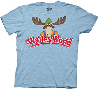 National Lampoon's Vacation Wally World Adult T-Shirt
