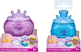 Pikmi Pops Cheeki Puffs Series 5 Scented Shimmer Plush Toy Bundle of 2 Small Packs