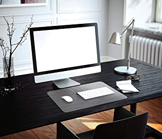Desktex Anti-Static Laptop Mat, Economical Desk Pad with Static Protection, PVC, Clear, 12