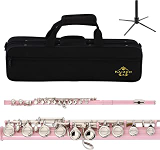 nickel plated flute