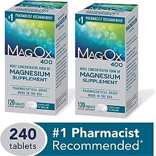 Best magnesium citrate caplets Reviews