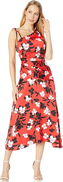 Rosso/Rosso Floral