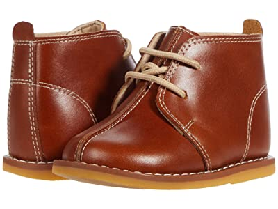 Elephantito Bootie w/ Laces (Toddler) (Brown) Kid
