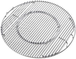 Weber(ウェーバー)ステンレススチール製チャコールグリル 焼き網 - 57cmケトルシリーズ 8843【日本正規品】