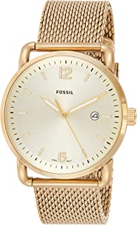 Fossil Mens The Commuter 3H Date - FS5420
