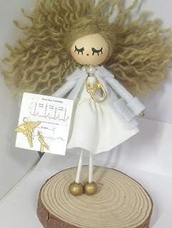 Spilla da bambola: medico