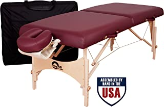 table for one massage