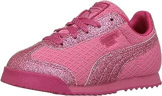 Kids' Roma Glitz Glamm Mesh Sneaker