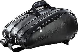 Bullpadel Paletero Avant S Leather Black LTD