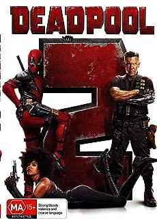 Deadpool 2 | Ryan Reynolds | NON-USA Format | PAL | Region 4 Import - Australia