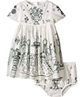 Dolce & Gabbana Kids - Botanical Garden Garden Print Dress (Infant)