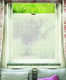 The Window Film Company WPF01760x2AMZ Linya Print on Frostbrite Film, White, 760 mm x 2 M