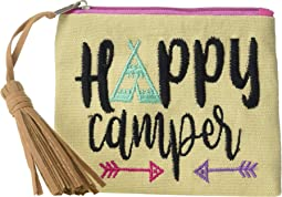 Happy Camper Coin Purse