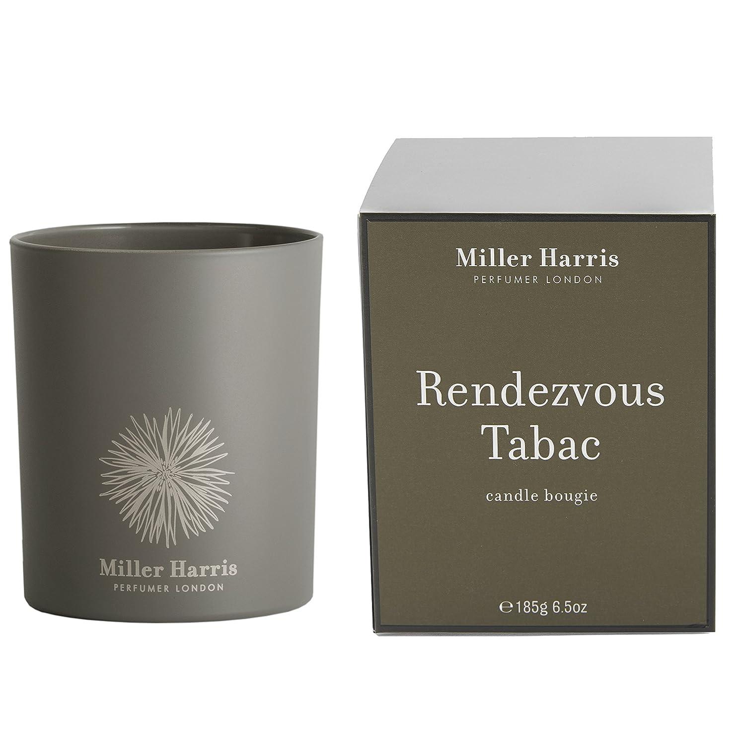 リーチ勇気予言するミラーハリス Candle - Rendezvous Tabac 185g/6.5oz並行輸入品