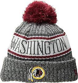 Washington Redskins Sport Knit