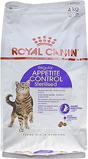 Royal Canin Dry Cat Food Sterilised Appetite Control 4kg