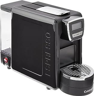 """اسپرسو ماشین Cuisinart EM-15 ، 13.5 """"(L) x 5.75"""" (W) x 9.5 """"(H) ، سیاه"""