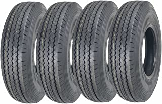 225//90-16 E-Ply Speedway Milestone SWT Trailer Tire