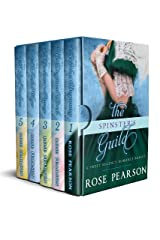 The Spinster's Guild : A Sweet Regency Romance Boxset Kindle Edition