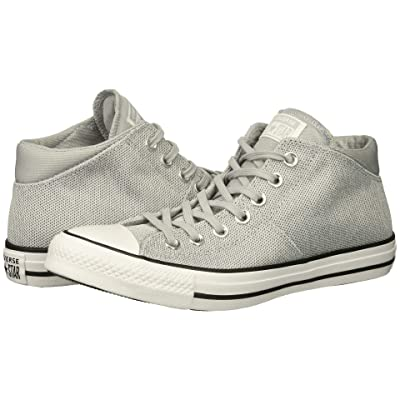 Converse Chuck Taylor All Star Madison Mid (Wolf Grey/White/Wolf Grey) Women