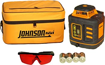 Johnson Level and Tool 40-6527 Self-Leveling Rotary Laser Level