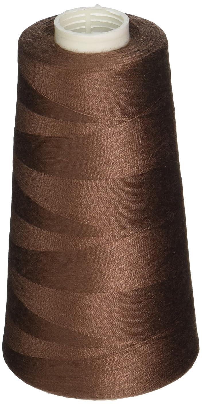 Coats Surelock Overlock Thread 3,000yd-Dark Brown