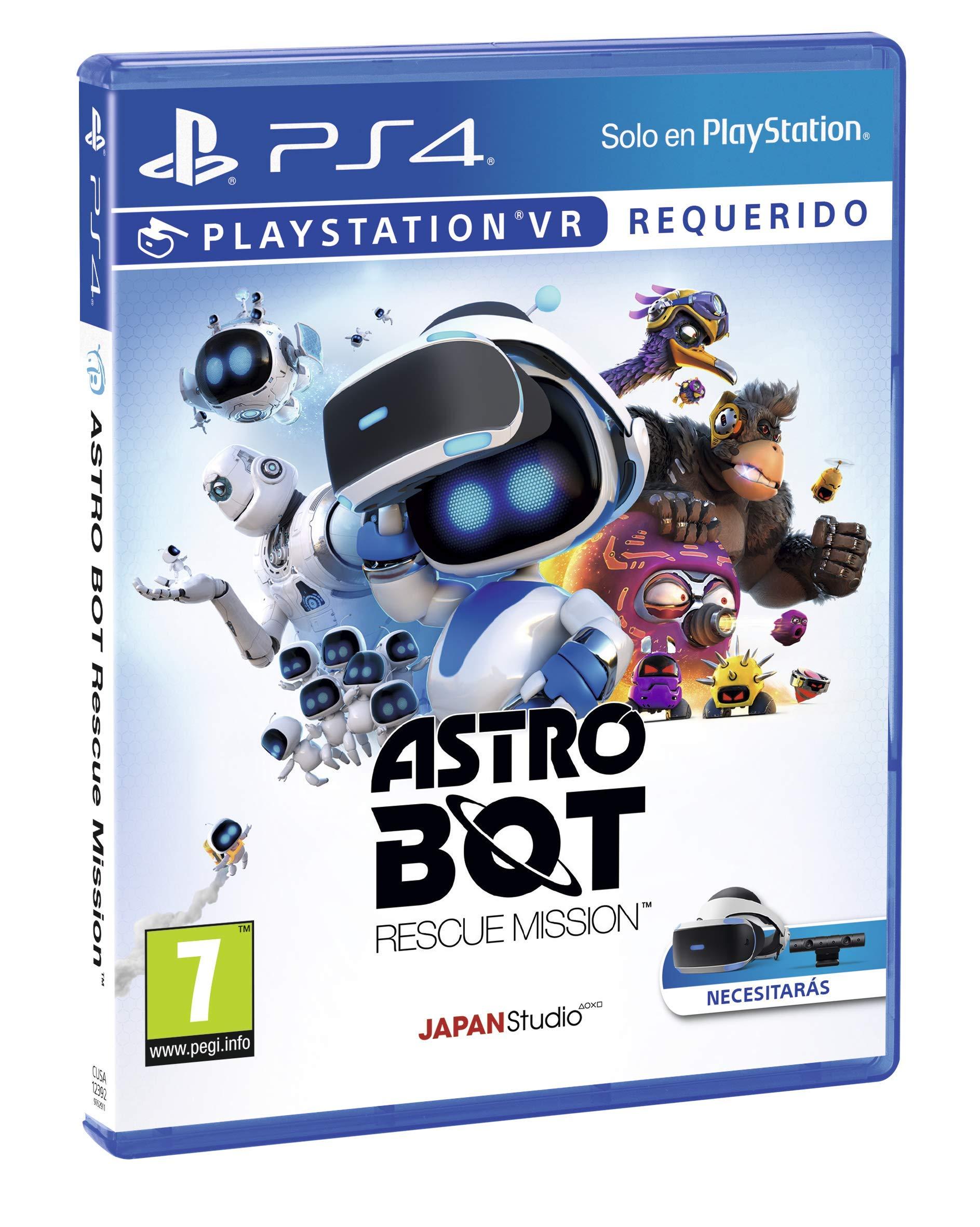AstroBot: Rescue Mission - Edición Estándar: Sony: Amazon.es ...