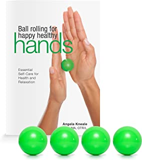 Ball Rolling Book & Small Health Balls™ Package