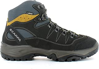 Scarpa Mens Vortex XCR Approach Shoes UK10.5 EU 45 2//3 Grey