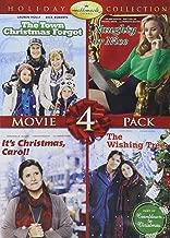 Hallmark Holiday Collection #3 Town that Christmas Forgot/Naughty or Nice/It's Christmas, Carol!/The Wishing Tree