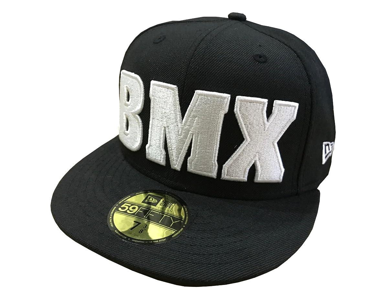 イノセンス選ぶ注ぎますRiderz Cafe(ライダーズカフェ) NEW ERA x FUN 「BMX」キャップ 7-1/2 ブラック 7-1/2