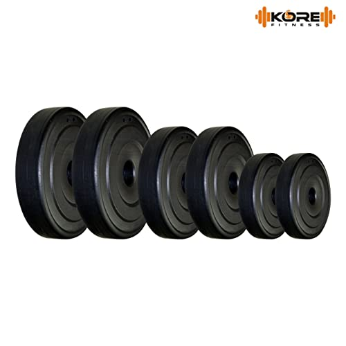 Kore K-PVC-RW-Combo (10 Kg - 30 Kg) Weight Plates