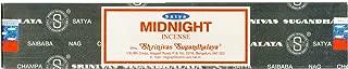 Satya Nag Champa Midnight Incense Sticks (Single Pack)