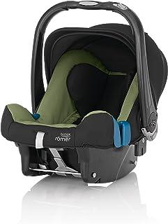 Britax Römer Autositz Baby-Safe plus SHR II, Gruppe 0 Geburt - 13 kg, Kollektion 2015, Cactus Green