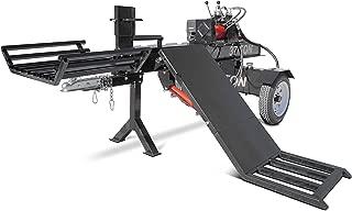 Titan Towable Hydraulic Deluxe Log Wood Splitter 37 Ton w/ Log Lift 420cc Engine