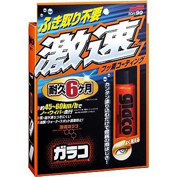 SOFT99 ( ソフト99 ) ウィンドウケア 激速ガラコ 50ml 04174 [HTRC 3] 撥水剤