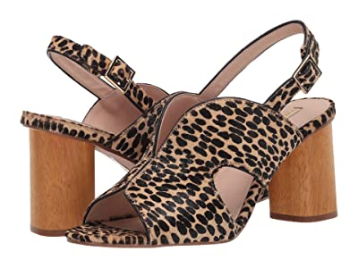 Louise et Cie Kamber 3 (Speckled Leopard) High Heels