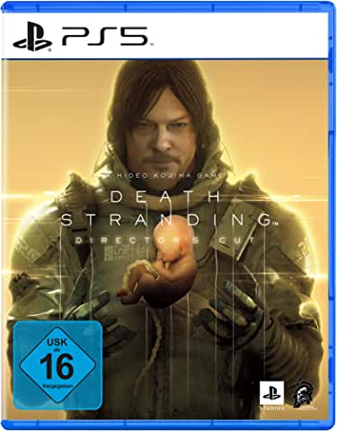 Product Image Death Stranding: Director's Cut (PlayStation 5)